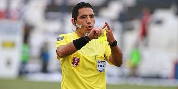 Árbitro peruano apita jogo decisivo da Libertadores