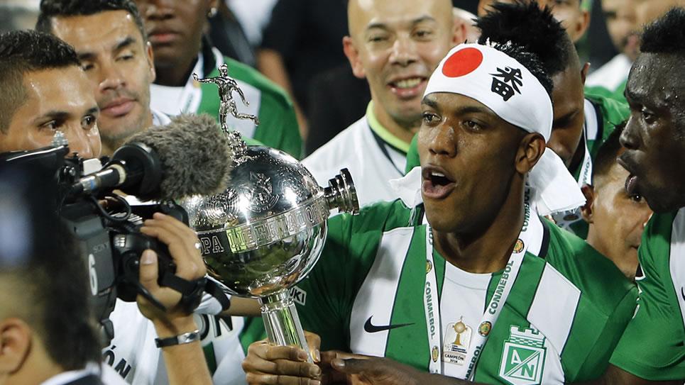 Fla tem elenco com mais campeões da Libertadores desde 1984