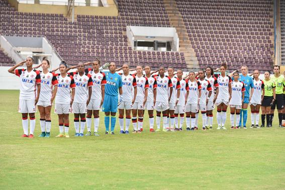 Em Araraquara, Flamengo/Marinha perde sua invencibilidade no Brasileiro Feminino 2017