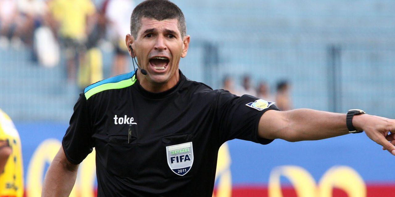 Marcelo de Lima Henrique apitará Flamengo x Resende