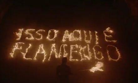 Flamengo lança anúncio com Zico, urubus e torcedores