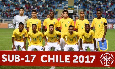 Lincoln é destaque no último jogo, e Brasil é campeão no sub-17