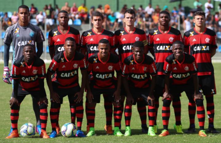 Flamengo estreia na Copa do Brasil Sub-20 contra o CRB nesta sexta