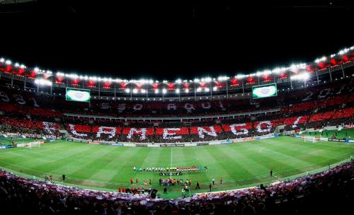 STs adquirem mais de 100 mil ingressos antecipados em 3 jogos pela Libertadores