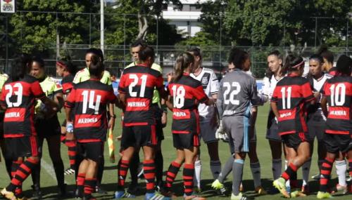 Brasileiro Feminino: Flamengo/Marinha recebe Foz Cataratas/Coritiba nessa quarta