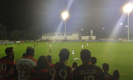 Ana Carol marca, Kaka pega pênalti, e Flamengo/Marinha vence em Foz do Iguaçu