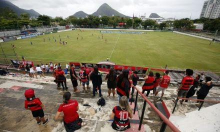 Atacantes resolvem, e Flamengo/Marinha volta a vencer no Brasileiro Feminino