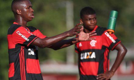 Flamengo enfrenta o Figueirense pela Copa do Brasil Sub-20
