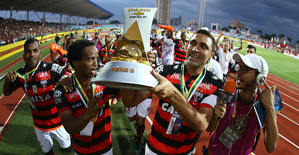 Flamengo estreará na Copa do Brasil contra o Atlético-GO