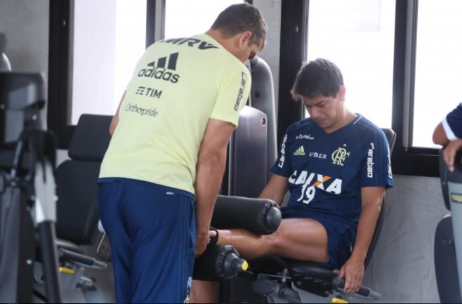 Zé Ricardo esfria expectativa sobre volta de Conca