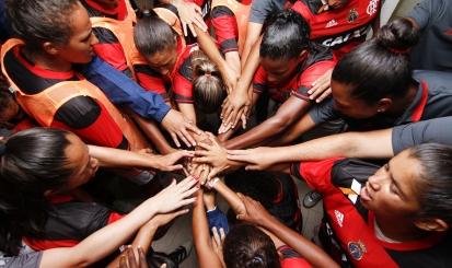 Flamengo/Marinha apresenta cinco reforços para 2018