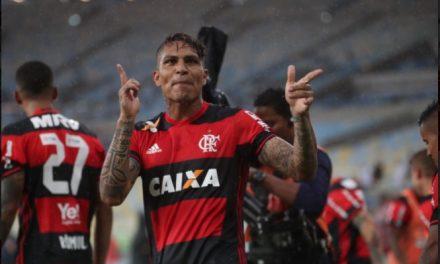 Guerrero se torna 6º maior artilheiro estrangeiro do Flamengo