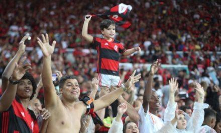 Estreia no Brasileiro pode marcar histórico jogo 2000 do Fla no Maracanã