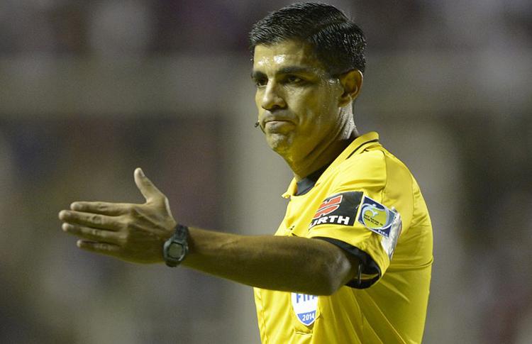 Juiz de Peñarol e Palmeiras apita no El Nuevo Gasómetro
