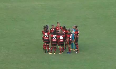 Brasileiro Feminino 2017: Flamengo/Marinha vence na última rodada da primeira fase