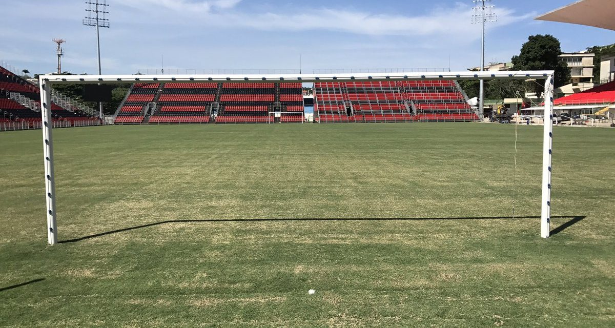 Fla estreará estádio da Ilha contra o Atlético-GO