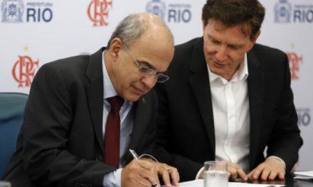 Fla agora finalizará projeto e buscará financiamento para estádio na Gávea