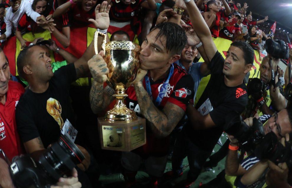 Bilheteria e premiação por final rendem 4,5 milhões ao Flamengo