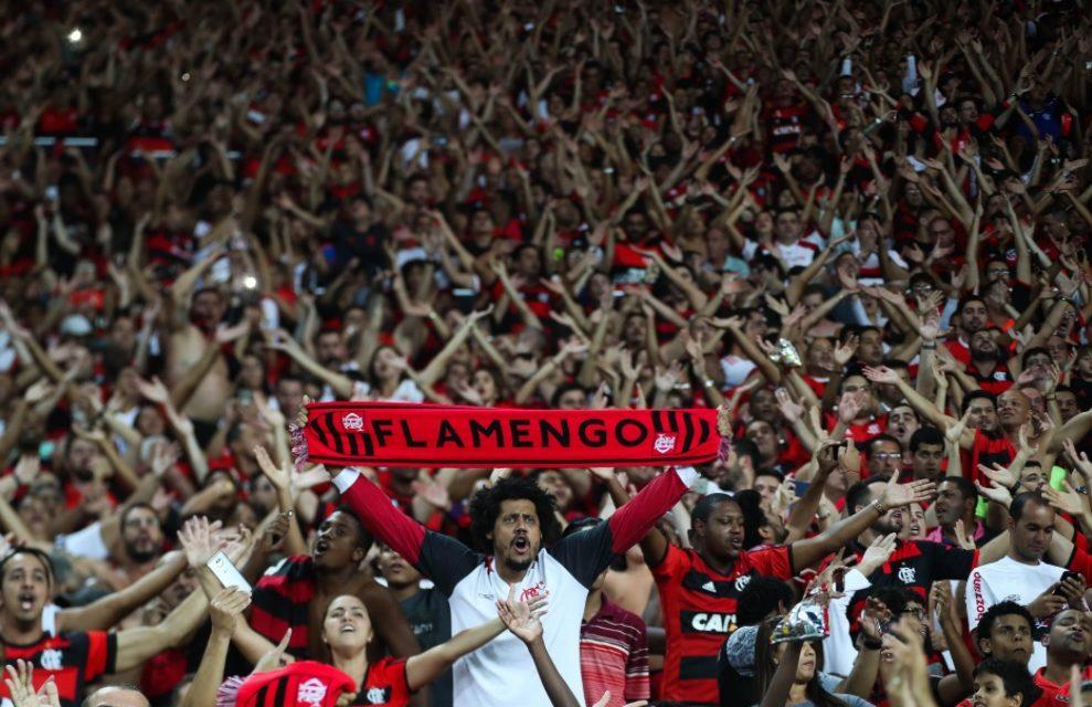 Flamengo fica com um terço da renda de jogo contra a Católica