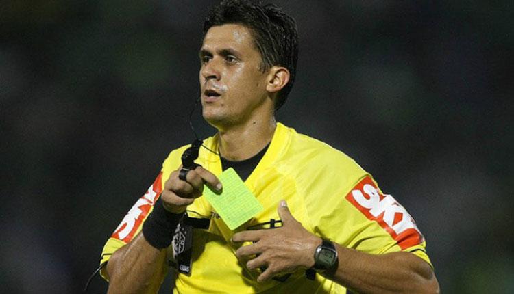 Árbitro sul-mato-grossense apita Avaí x Flamengo