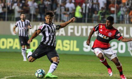 Copa do Brasil Sub-20: Flamengo e Atlético-MG empatam no primeiro jogo da decisão
