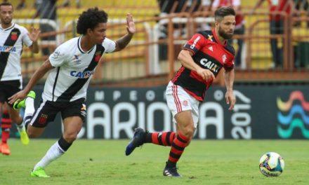 Duelo entre Flamengo e Vasco pelo Brasileirão tem horário alterado