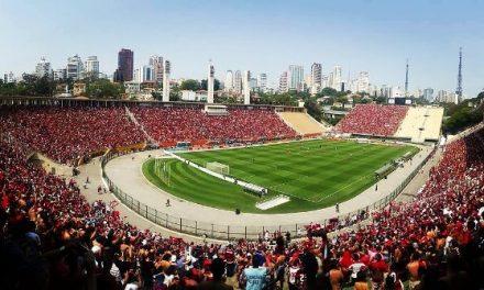 Jogo do Corinthians tira a possibilidade de Santos e Flamengo jogarem no Pacaembu