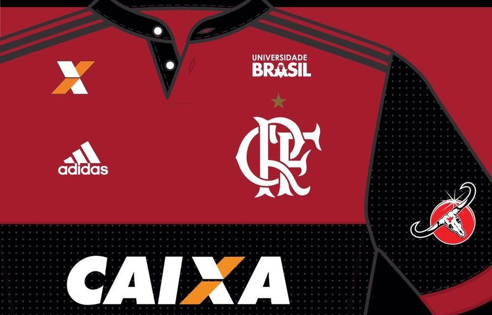 7104dda041 Com novo parceiro, Fla passa a receber R$ 60 milhões com patrocínios no  uniforme