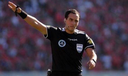 Árbitro argentino apita o primeiro jogo da Sul-Americana