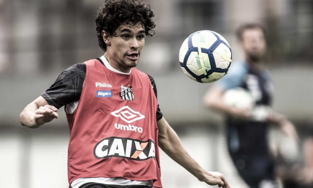 Monitorado pelo Flamengo, Dodô aguarda posição do Santos