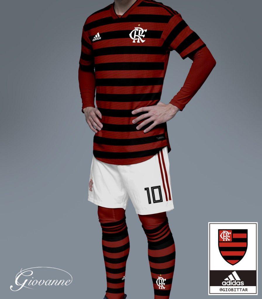 3d289315f1 Estes podem ser os novos uniformes do Flamengo em 2019   Flamengo - MRN