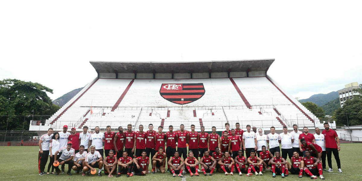 Flamengo define jogadores para a Copa São Paulo 2019