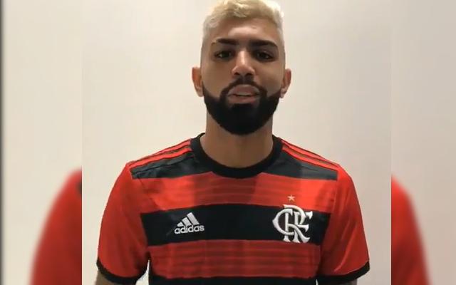 Atraso na documentação adia apresentação de Gabigol no Flamengo