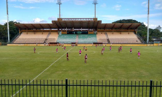 Em seu centésimo jogo, Flamengo/Marinha faz 10 a 0 no Vitória-PE pelo Brasileiro Feminino
