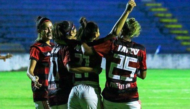Flamengo/Marinha vence fora de casa e continua 100% no Brasileiro Feminino A1 2019
