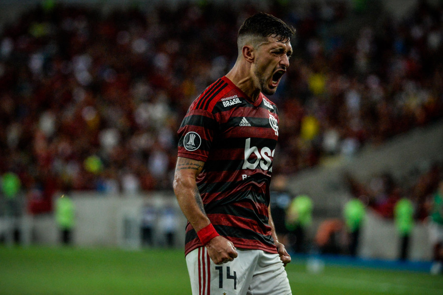 Goleada contra o San José deixou a situação do Flamengo mais confortável no grupo; confira
