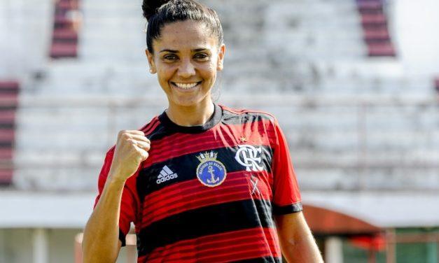 Lu Meireles: quinta contratação do Flamengo/Marinha para 2019