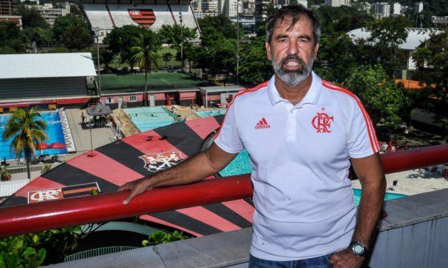 Flamengo define técnico para o Futebol Feminino Sub-18: Marcos Gaspar