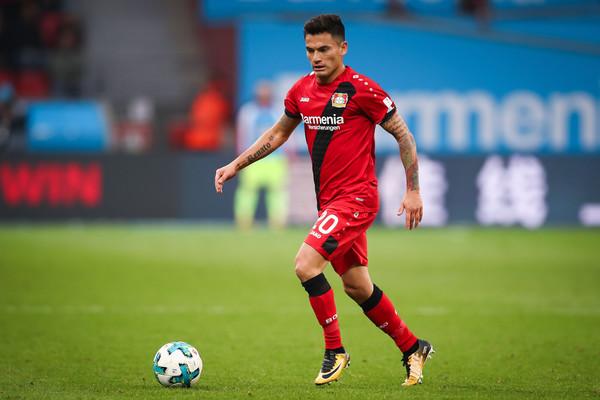 De acordo com imprensa chilena, Flamengo tem interesse em volante do Bayer Leverkusen