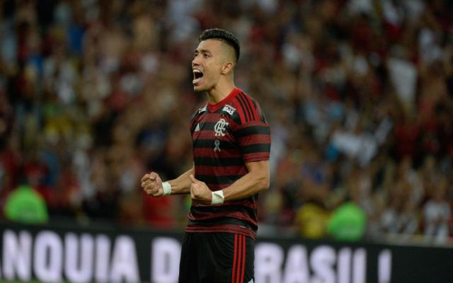 Fernando Uribe está descartado para a partida contra o San José; Bruno Henrique é dúvida