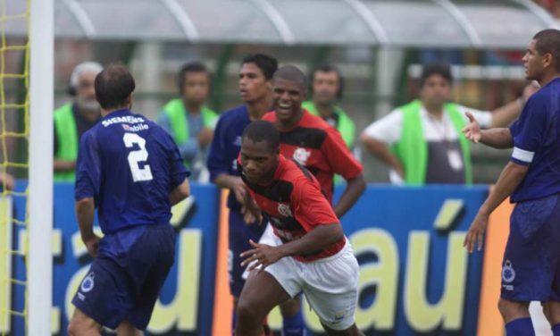 Flamengo não marcava seis gols há 15 anos; relembre a última vez