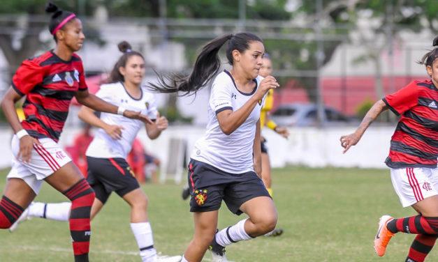 Flamengo/Marinha goleia mais um adversário no Brasileiro Feminino
