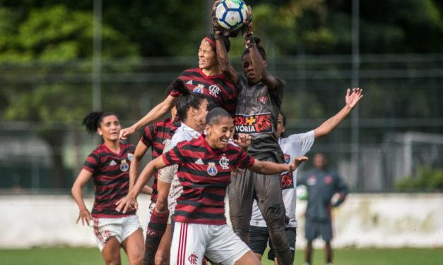 Contra o Vitória, Flamengo/Marinha atinge marca de 41 finalizações