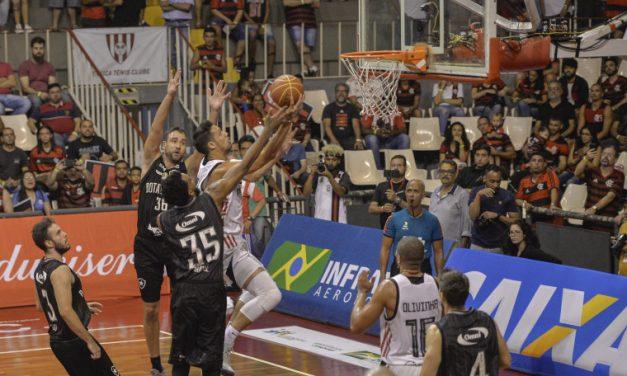 Flamengo abre 2 a 0 na série semifinal do NBB e encaminha classificação