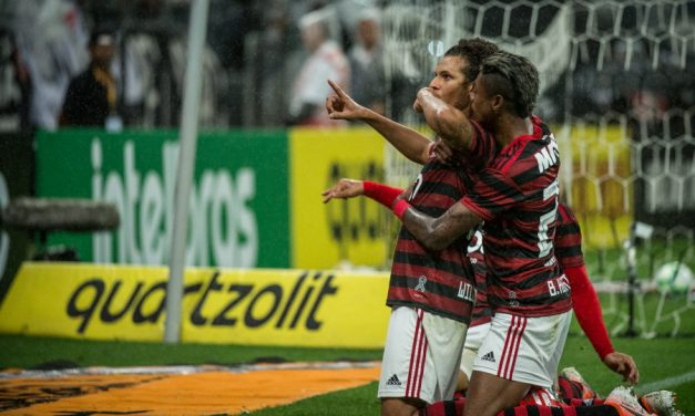 Jogo decisivo vale também liderança no histórico do confronto com o Corinthians