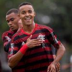 Promessa do Sub-17 se isola na artilharia do Campeonato Brasileiro