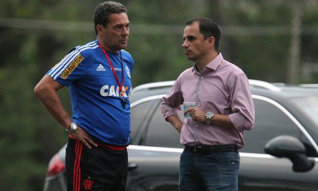 Ex-executivo do Fla, Rodrigo Caetano revela que maior erro da carreira foi não ter segurado Luxa no clube em 2015