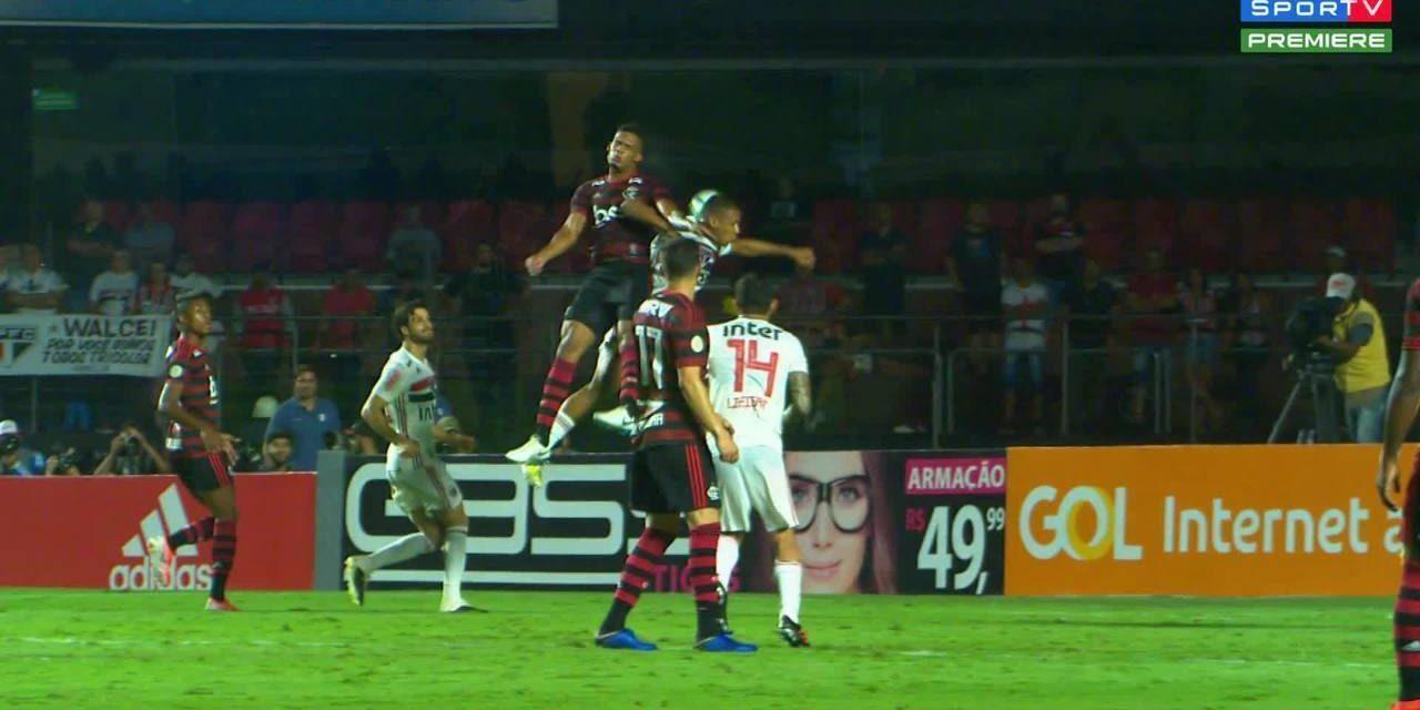 Reclamando de pênalti no Morumbi, Flamengo lidera lista de gols anulados pelo VAR no Brasil