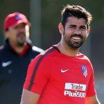"""Diego Costa relembra ida ao Maracanã para assistir jogo do Flamengo: """"Fui pé quente"""""""