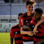 Com artilharia de João Victor, Flamengo encara Resende no Sub-15